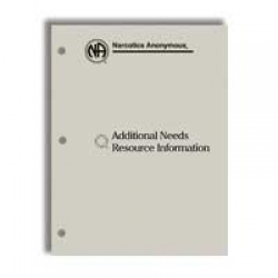 Handbook, Additional Needs Resource Info