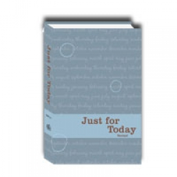 Book, Just For Today, Pocket Sized, Soft Cover