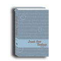 Book, Just For Today, Soft Cover