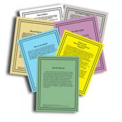 Group, Readings, 7-Card Set