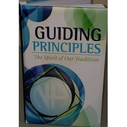 Book, Guiding Principles: The Spirit of Our Traditions, Hard Cover