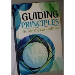 Book, Guiding Principles: The Spirit of Our Traditions, Soft Cover